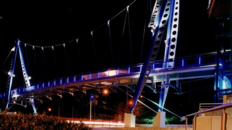 Folkwang–Brücke, Essen